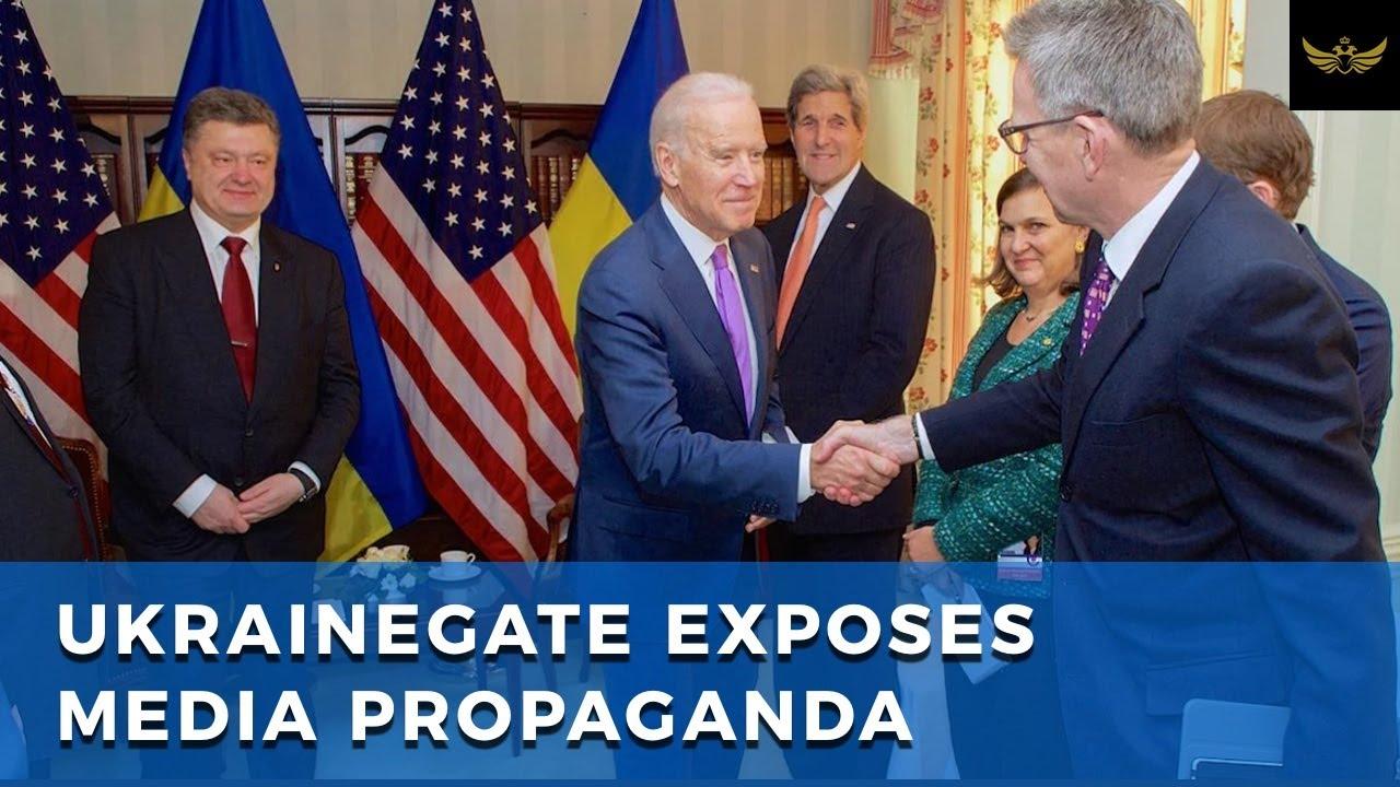 Journalistic malpractice: Ukrainegate exposes CNN & MSNBC propaganda