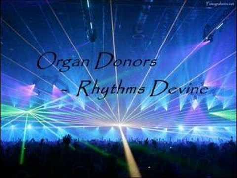 Organ Donors - Rhythms Devine