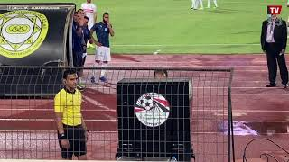 جماهير الزمالك تهاجم الحكم : هو سيد عبدالحفيظ كلمك على التليفون أثناء مباراة الزمالك وسموحة