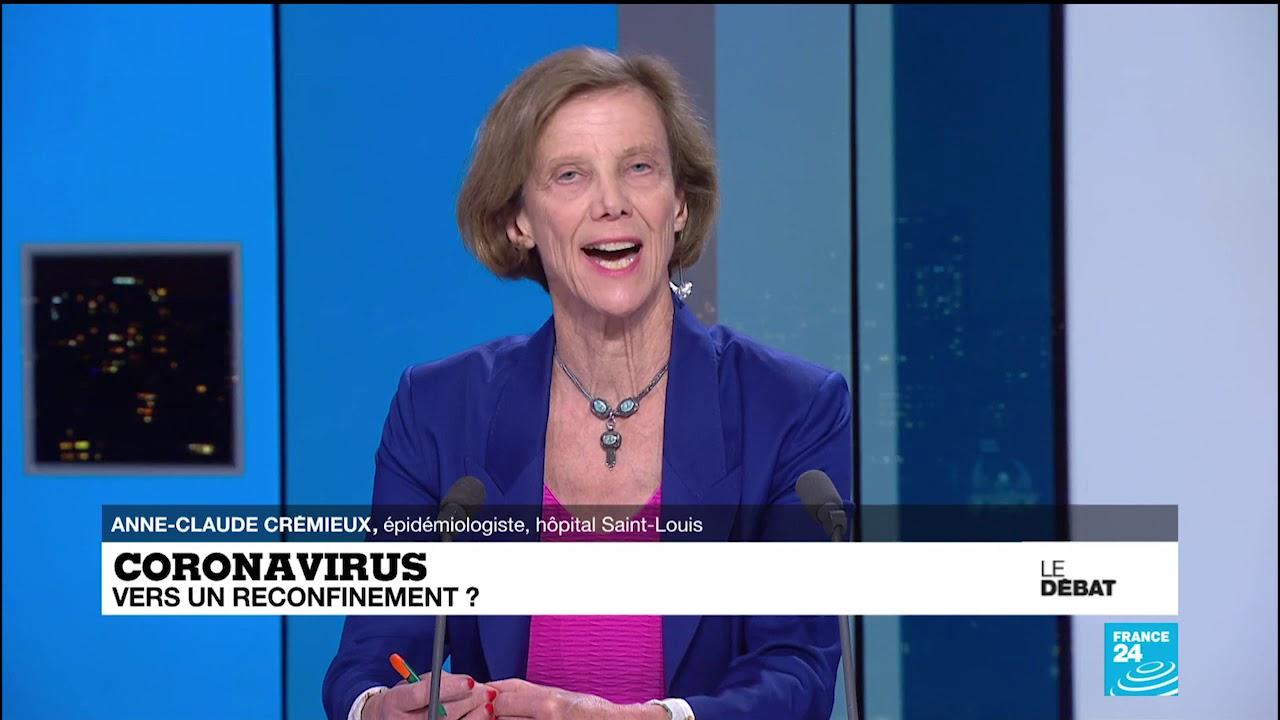 "Coronavirus : ""la situation en Espagne nous alerte"" - YouTube"
