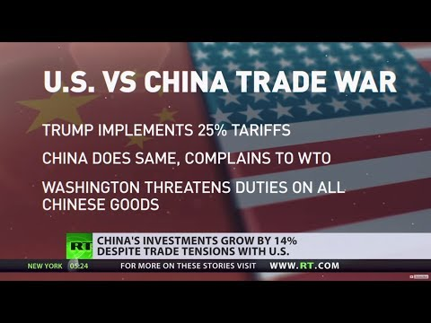 Reverse effect: US implements trade tariffs, China's investm
