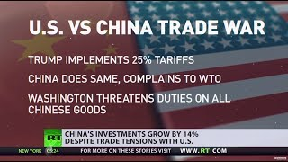 Reverse effect: US implements trade tariffs, China's investm…