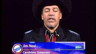 Mountain View City Council Candidate Statements - Jim Neal