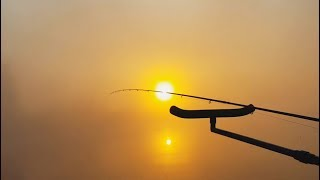 Утро на рыбалке ''СТРЕЛЕЦКИЙ РУЧЕЙ''  Fishing Morning