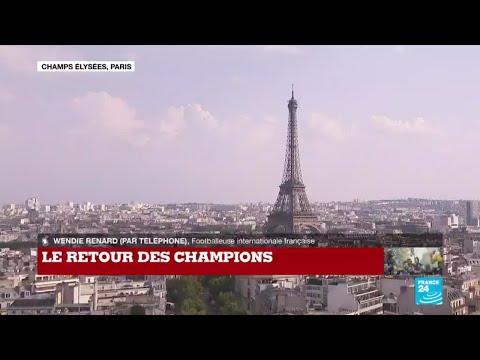 """Les Bleus champions du monde : """"Il n'y a que le foot pour voir la France unie"""""""