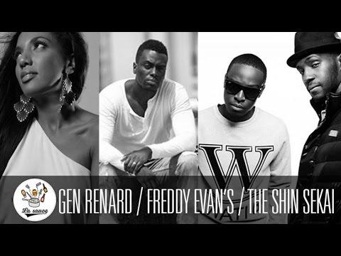 #LaSauce - Invités : Gen Renard, Freddy Evans & Shin Sekai sur OKLM Radio 17/05/16