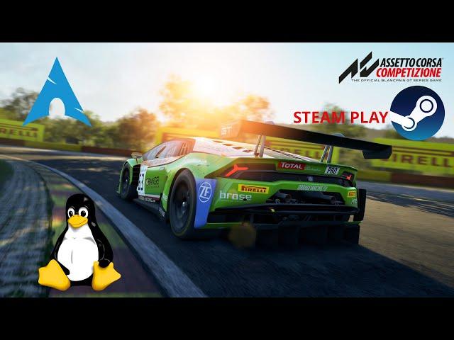 Asseto Corsa Competizione - Steam Play | Gameplay