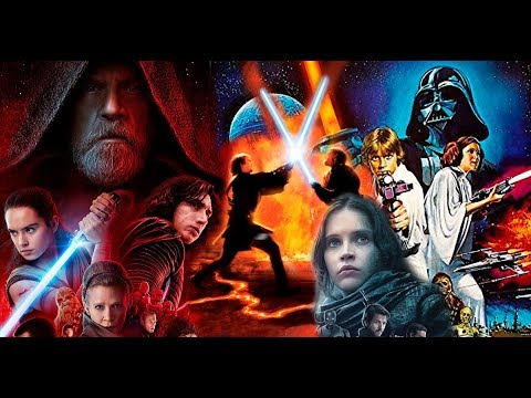 How to Watch ALL of Star Wars in Chronological Order