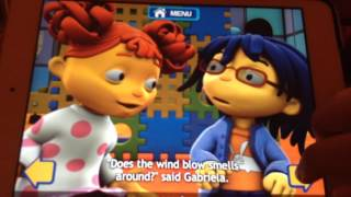 Storybook: Sid the Science Kid- What's that smell?