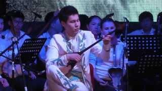 Нуржан Тажикенов. Курмангазы - Торемурат