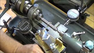 """Fabricating multi tooth cycloidal cutters for clocks, Part 4 """"Forming the cutter profile"""""""