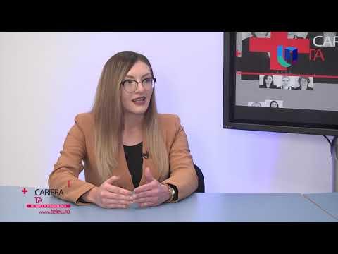 TeleU: Mădălina Ștefănescu la Cariera ta