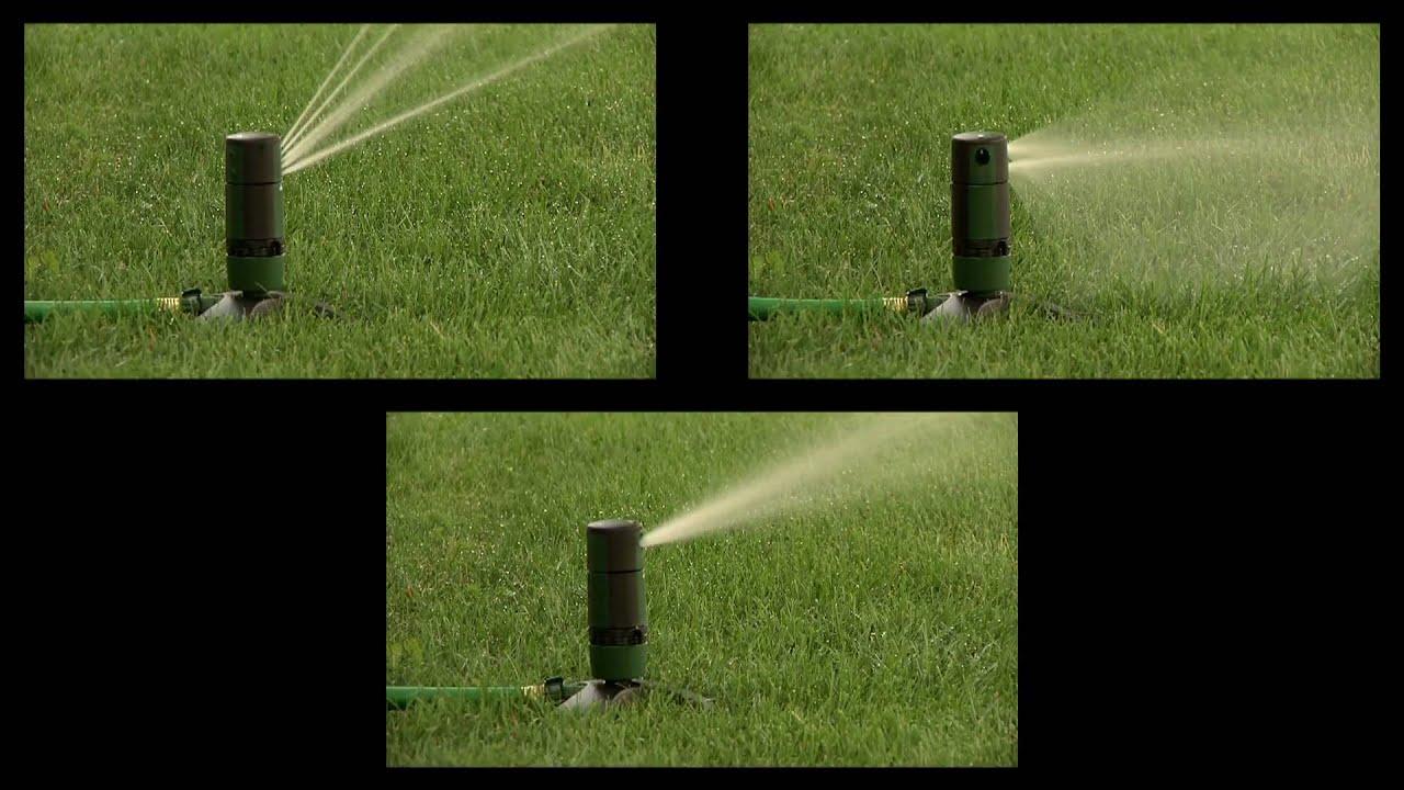 Hose End Gear Drive Sprinklers By Orbit