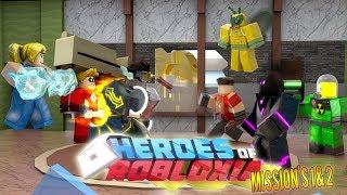 ROBLOX Adventure - HEROES OF ROBLOXIA!!!