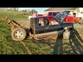 Chevy Truck Jump Frame Fail
