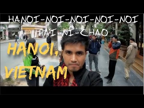 DAY TOUR ADVENTURE IN HANOI, VIETNAM
