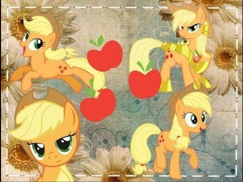Мой маленький пони на русском Приключение Эпплджек My Little Pony Applejack Adventure #mylittlepony