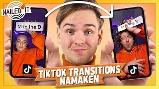 TIKTOK MAKEN! - Nailed it [Aflevering 2/Seizoen 2]