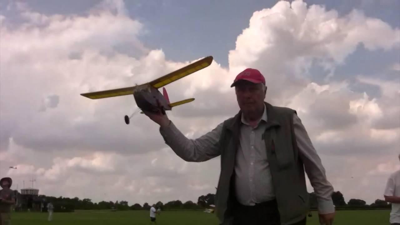 Old Warden Scale Model Flying 2016