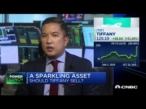 Tiffany has a lot of highly-coveted assets, says Cowen analyst