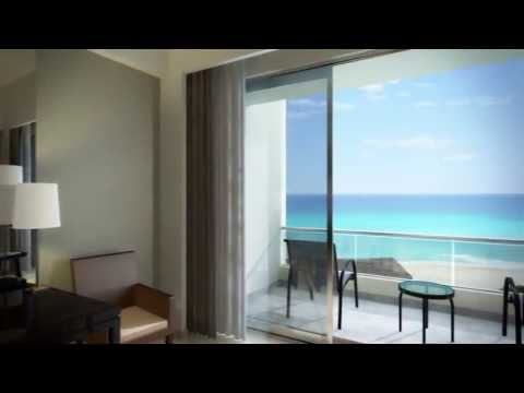 King Ocean Front Room - Live Aqua Cancun