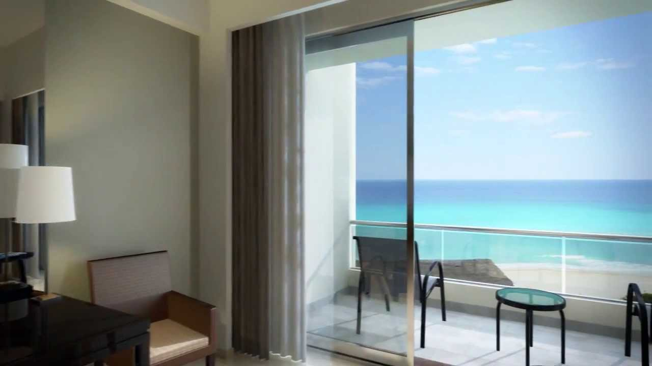 Live Aqua Rooms King Ocean Front Room  Live Aqua Cancun  Youtube