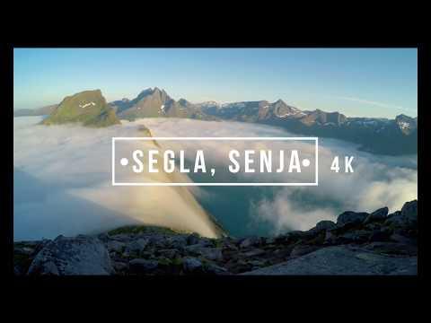 Segla, Senja 4K (Ultra HD)