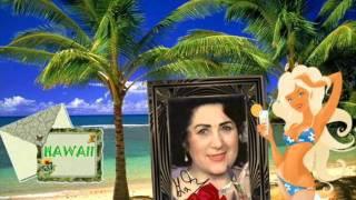 Keine perlen aus Hawaii - De Zangeres Zonder Naam