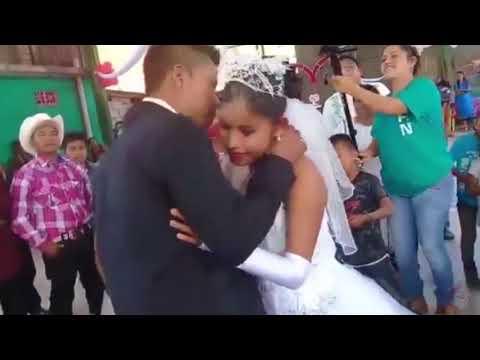 Casan a novios a la fuerza la llaman la boda más triste de México