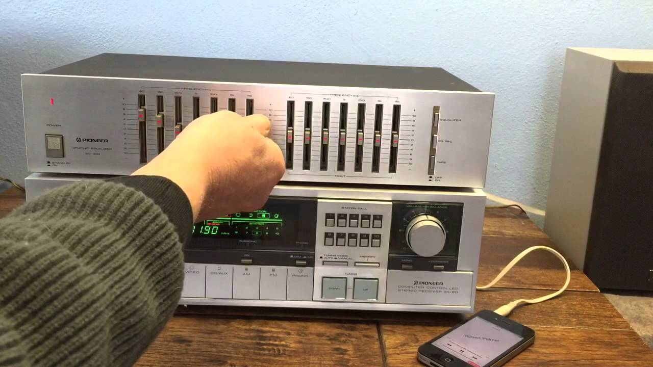 Pioneer SG-9800 Receiver Owners Manual