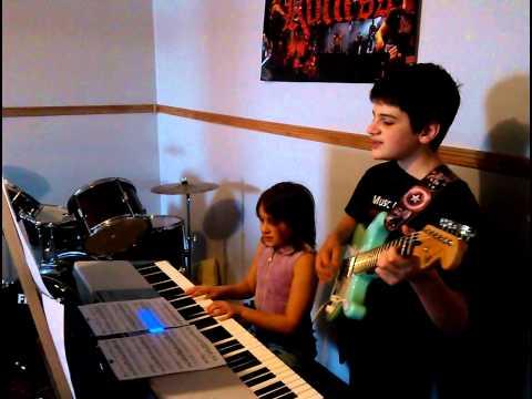 Andrew/Andrea Silverio Schmitt Music Contest