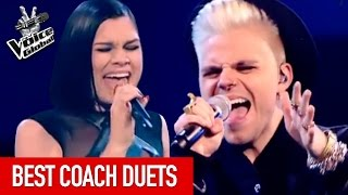 The Voice | Best COACH DUETS