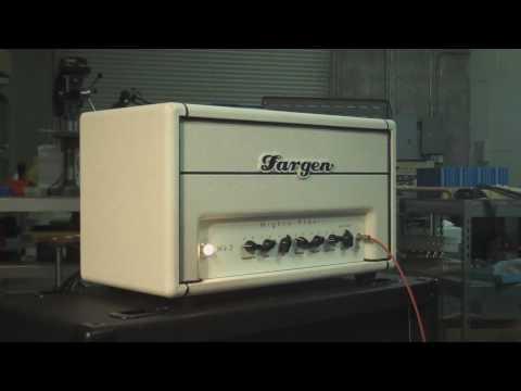 Fargen Amps Mighty Plex MKII Test 2009