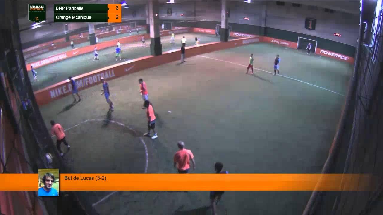 Download But de Lucas (3-2) - BNP Pariballe Vs Orange Mcanique - 13/10/15 22:00 - Puteaux Urban Football