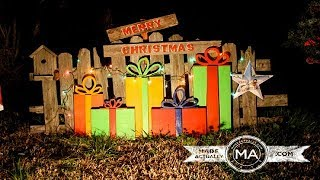 Top 50 Cheap And Easy Diy Christmas Yard Decorations Ideas