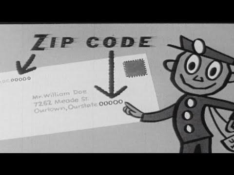 Almanac: The Launch Of Zip Codes