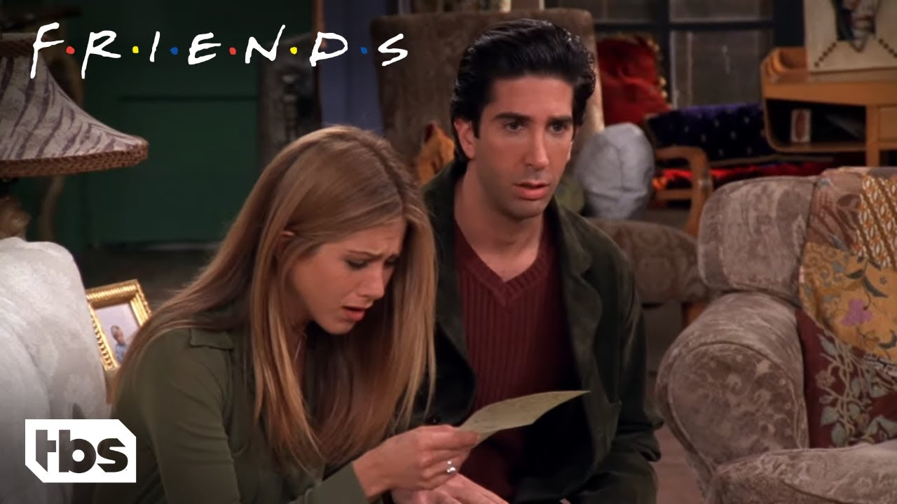 Download Friends: Ross Can't See Rachel Anymore (Season 5 Clip) | TBS