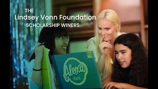 iD Tech | The Lindsey Vonn Foundation Scholarship Winners