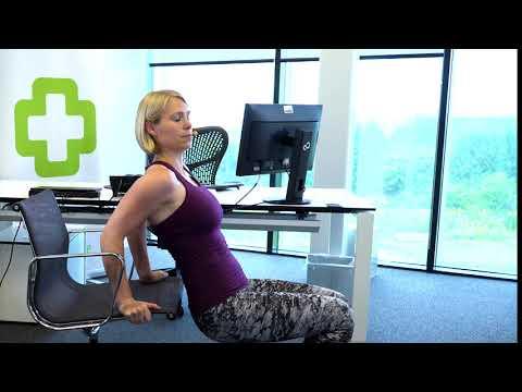 Video: #DocMorrisTurnt: Pilates-Übung Nummer 4