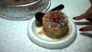 Bread Pudding And Fried Oreos At Mlt South Beach