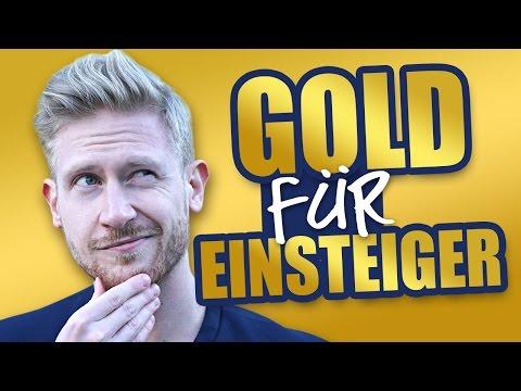 Gold in 4 Schritten – einfach erkärt // Mission Money