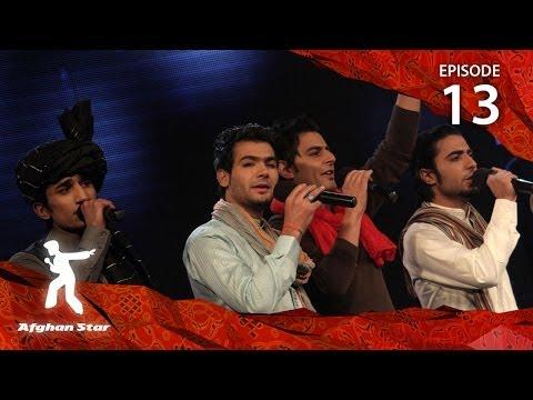 Afghan Star Season 9 - Episode 13 (Top 10)
