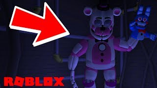 Creating Sister Location (FNAF 5) Tycoon in Roblox Animatronics Universe