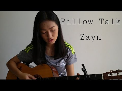 Pillow Talk - Zayn (cover by @freecoustic)