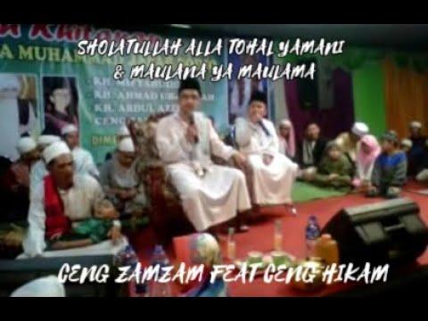 Ceng zamzam   sholatulloh ala tohal yamani+Maulana Ya Maulana