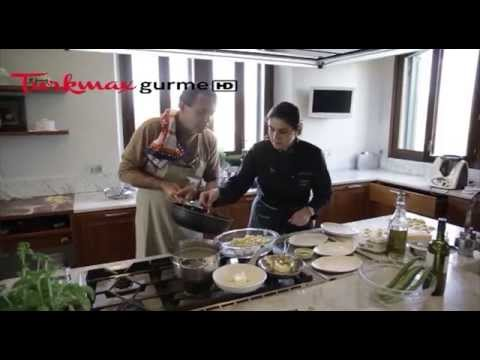 Marika Contaldo Seguso on Gastronomi Maceralari Food Tv Show in Turkey