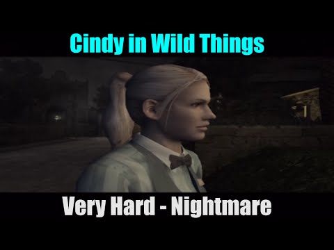 Cindy in Wild Things (Very Hard | Nightmare) Resident Evil Outbreak File #2
