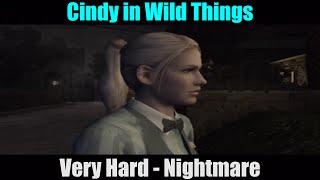Cindy in Wild Things (Very Hard | Nightmare) Resident Evil Outbreak File #2