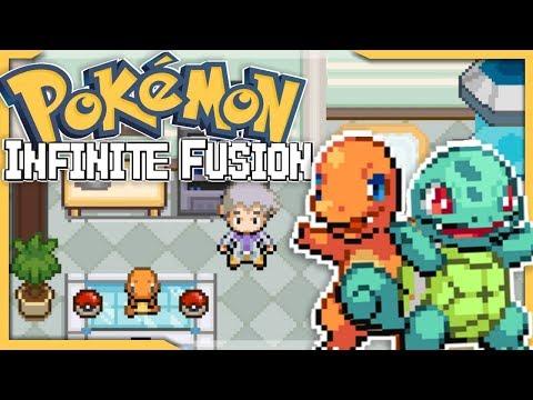 Neues Projekt!: Verrückte FUSIONEN   Pokemon Infinite Fusion #01   Miri33   Deutsch
