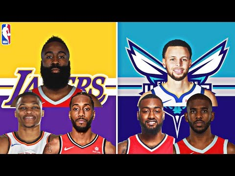 What If Every NBA Player Returned To Their Home State Team?